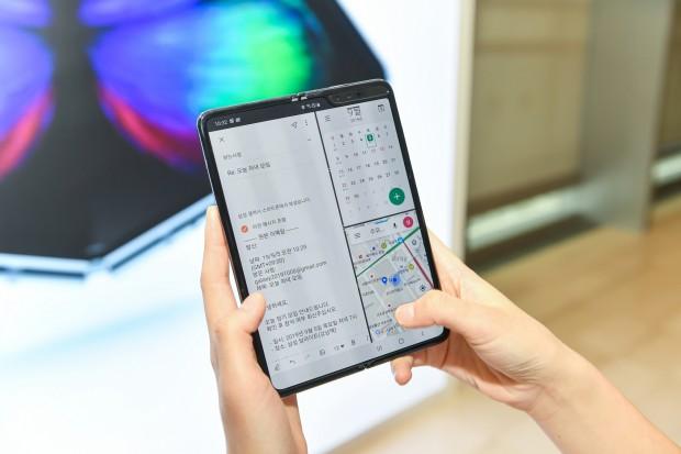 Samsung Galaxy Fold: Cheques, correções, preços e opções de pedidos 3