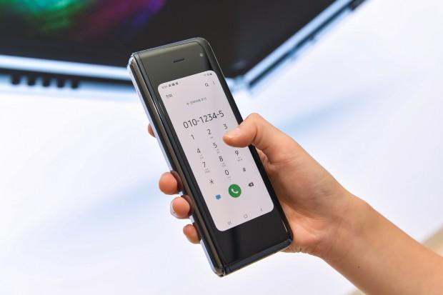 Samsung Galaxy Fold: Cheques, correções, preços e opções de pedidos 4