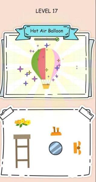 Puzzle Fuzzle Walkthrough: Level 1 - Level 20 Lösung 18