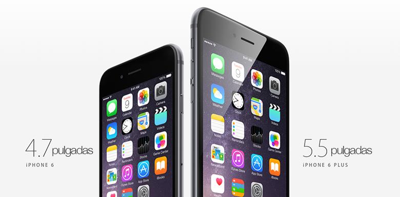 iPhone 6 Plus, smarttelefonen med den beste LCD-skjermen 2
