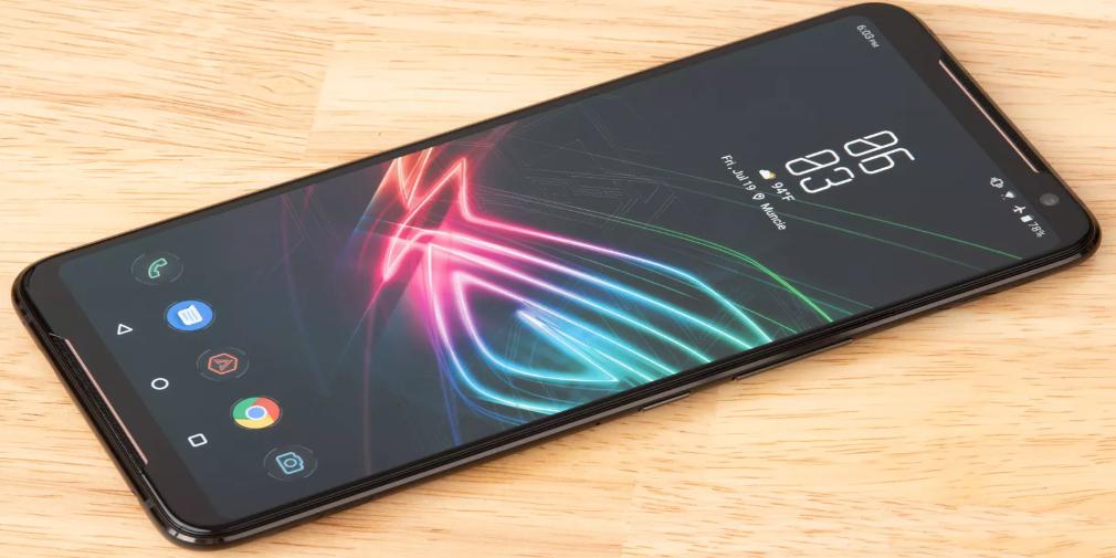 ASUS ROG Phone II scheint der neue König des Android-Handyspiels zu sein 2