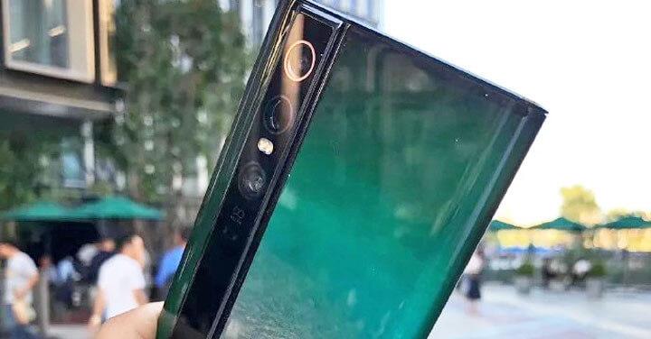 Xiaomi Mi MIX Alpha Erste Überprüfung: Flexibler Bildschirm und 108-MP-Kamera