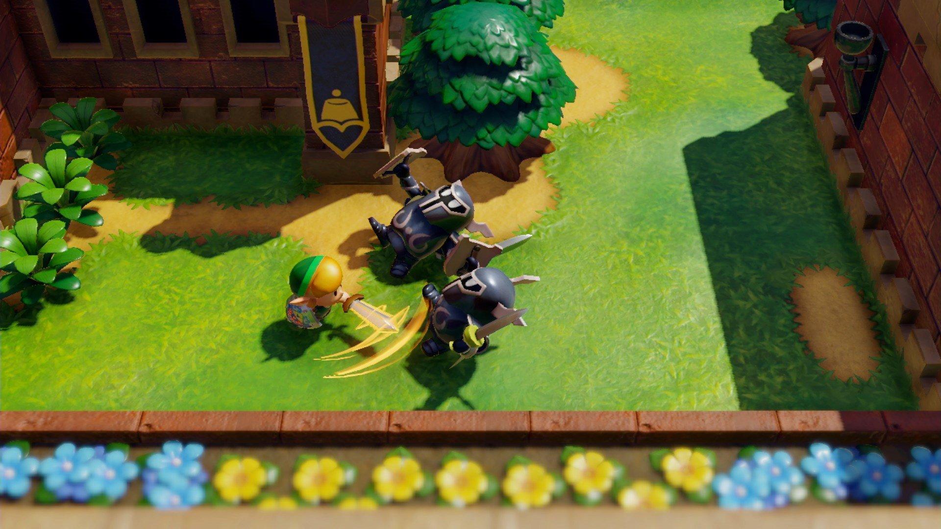 Die Legende von Zelda: Link's Awakening Review - Wiederkehrender Traum
