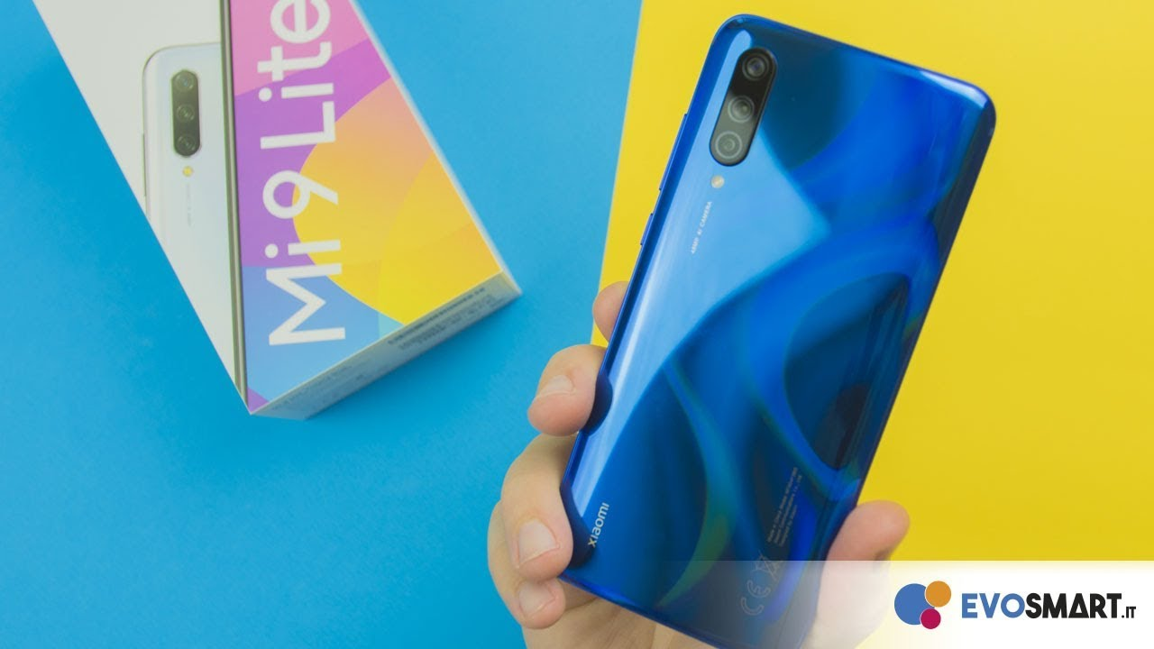 Unboxing Xiaomi Mi 9 Lite: Die Familie Mi 9 komplett!