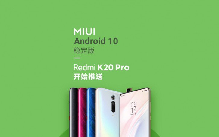 Android 10: Essential Phone und Redmi K20 Pro stehen an erster Stelle 1