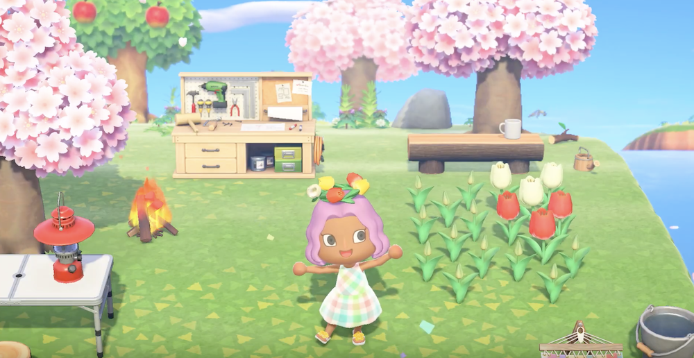 Animal Crossing: New Horizons erstes Gameplay zeigt 8-Spieler-Multiplayer 1