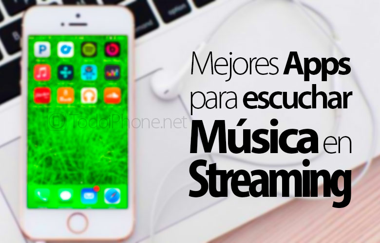 Anwendungen (Apps) zum Musik-Streaming auf dem iPhone 1