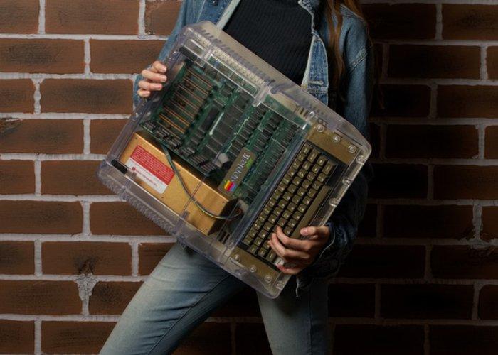 Apple II case