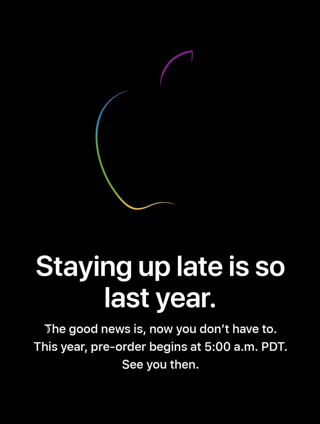 Apple  Speichern Sie nach unten