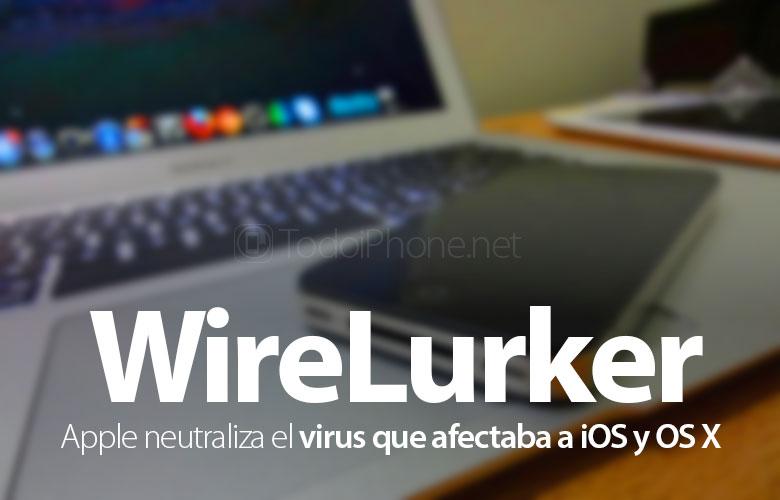 Apple WireLurker neutralisiert den Virus, der das iPhone und den Mac betrifft 1