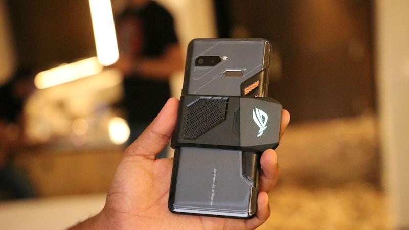 Asus ROG Phone 2 mit Snapdragon 855 Plus startet am 23. September in Indien