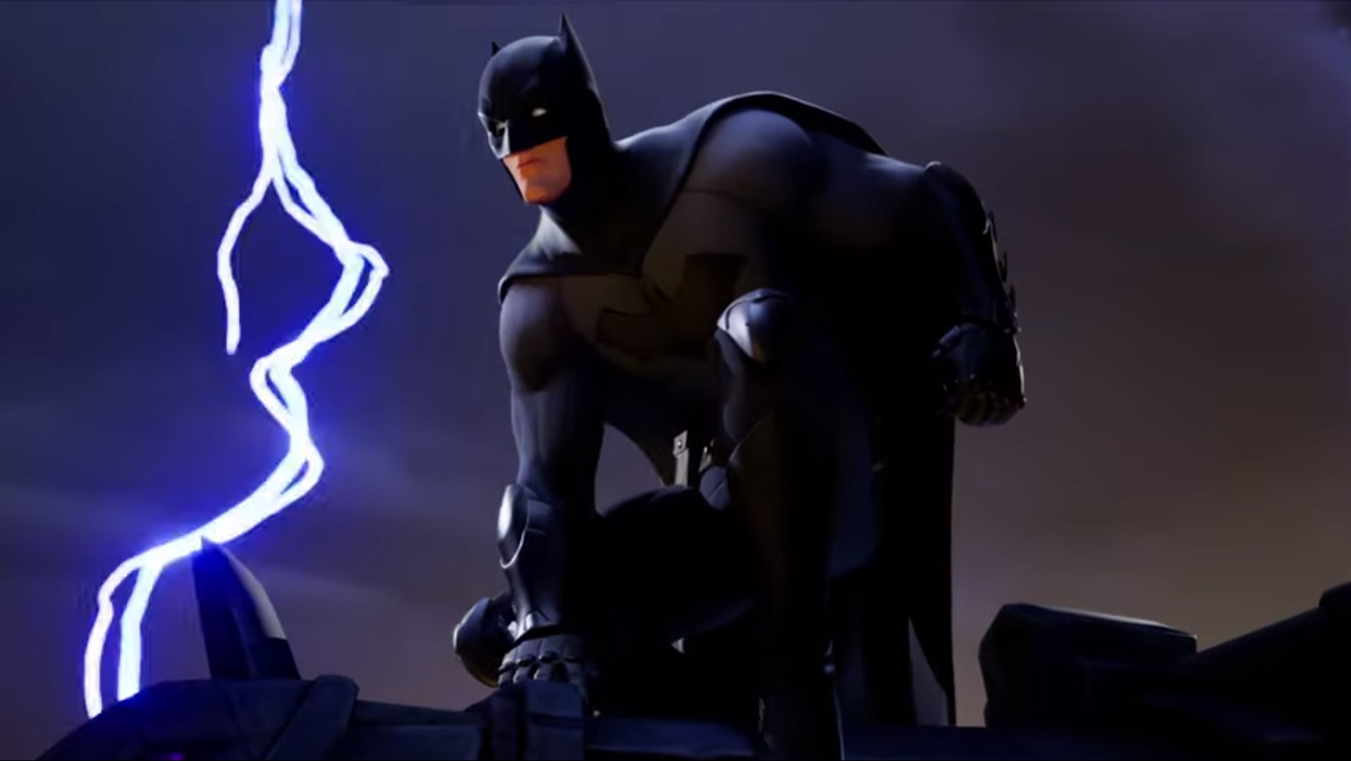 Batman ringt hinein Fortnite Battle Royale 1