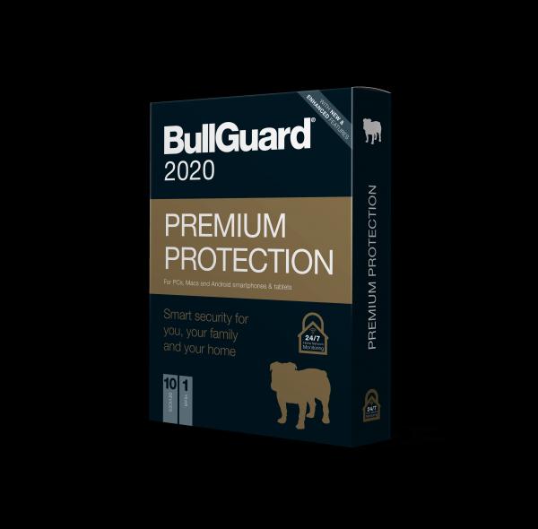 BullGuard Premium 2020
