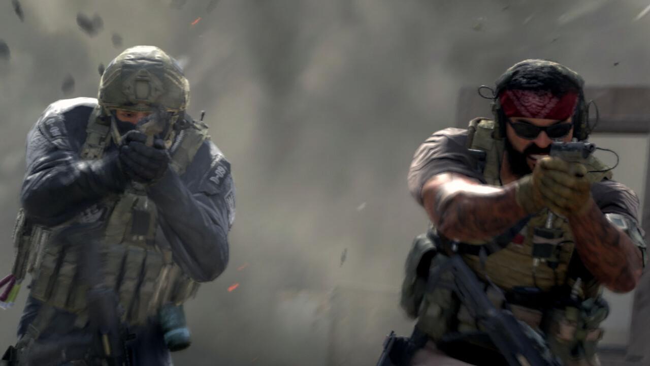 Call of Duty Modern Warfare: Die Anfragen nehmen seit Black Ops IV kaum zu