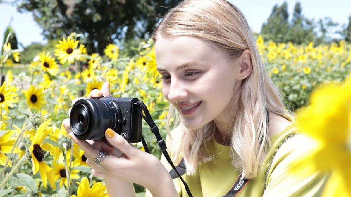 Canon kündigt die EOS M200 Systemkamera mit benutzerfreundlichen Funktionen an 1