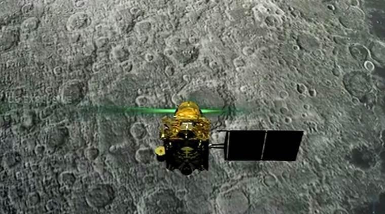 Chandrayaan-2, Vikram Lander, ISRO-Chef K Sivan, Gaganyaan-Mission, Landerkommunikation, India Moon-Mission, Indian Express