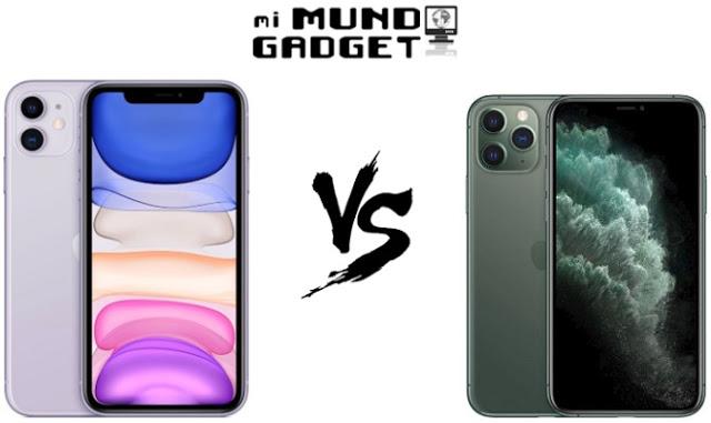 Vergleich: iPhone 11 vs iPhone 11 Pro