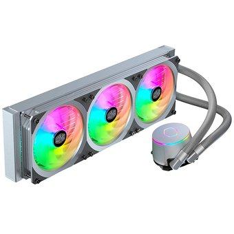 Cooler Master MasterLiquid ML360P Silver Edition Bewertung ... 1