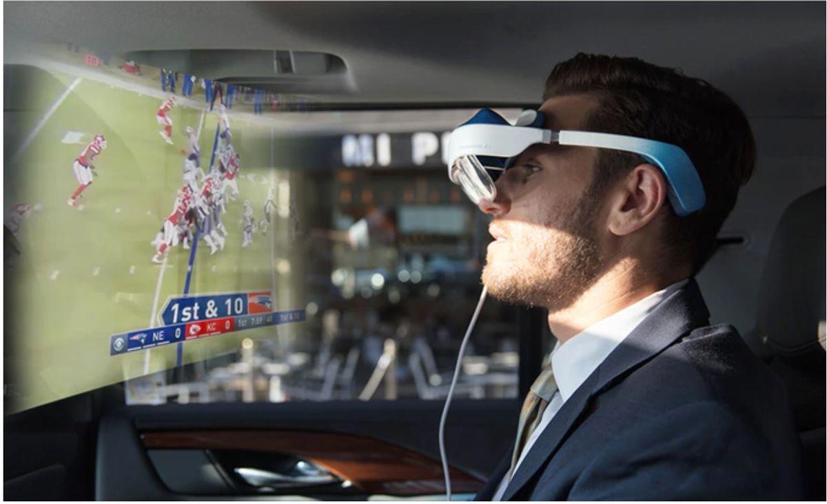 Das DreamGlass Air Headset versetzt Sie in Ihr eigenes privates Theater 1