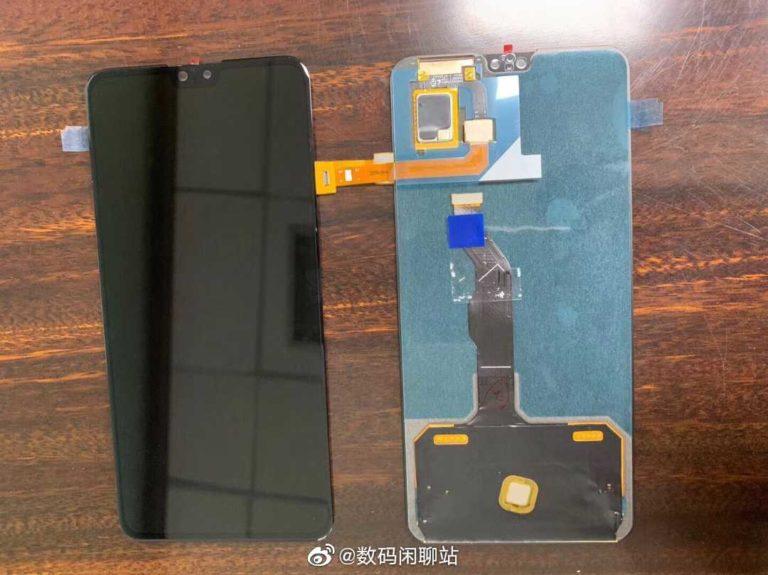 Das Huawei Mate 30 würde mit einer größeren Kerbe ankommen 1