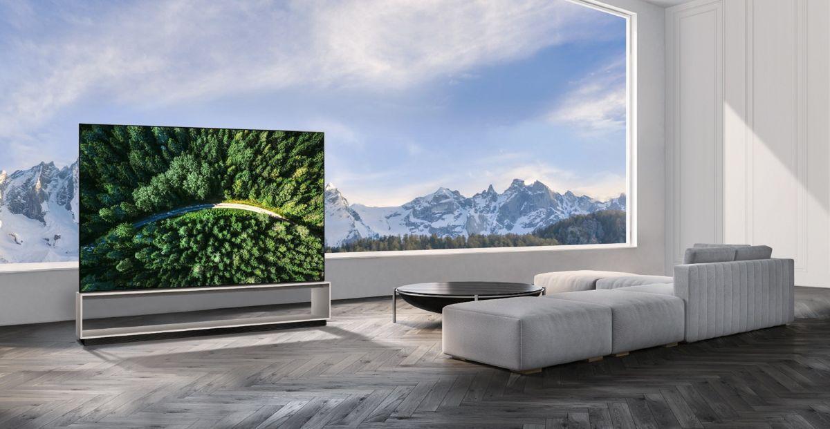 Der 88-Zoll-8K-OLED-Fernseher von LG kann ab sofort erworben werden, wenn Sie 42.000 US-Dollar übrig haben