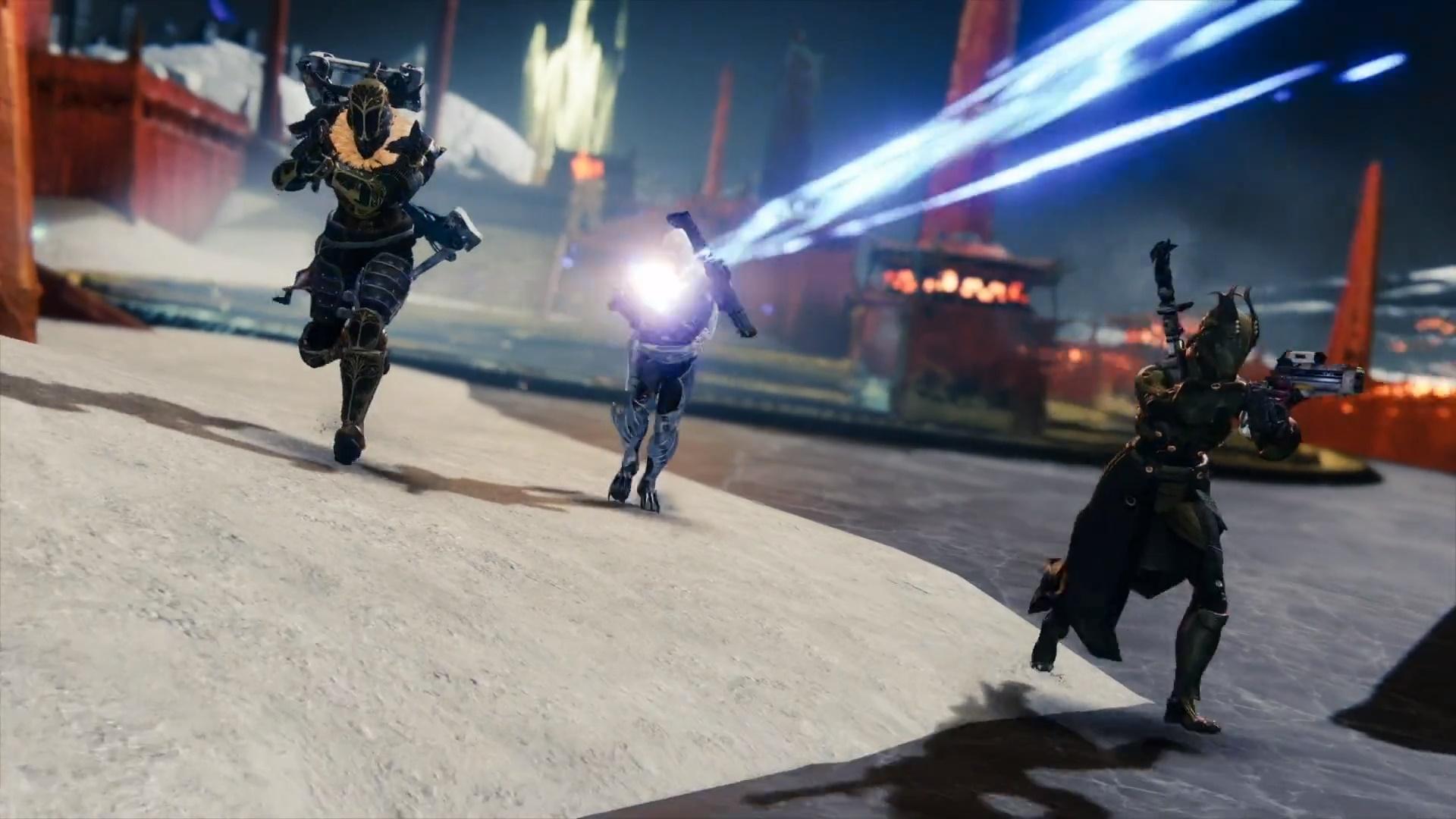 Der Battle Pass von Destiny 2 bleibt bei deinem Guardian, egal wo du spielst