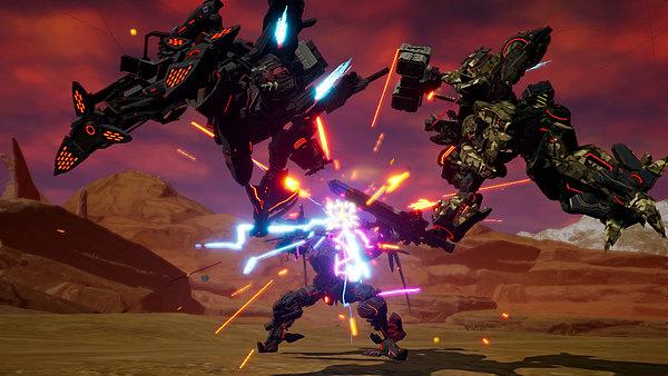 Der Produzent von Daemon X Machina diskutiert, welche Aspekte die Spieler der Demo am meisten verändert haben wollten 1