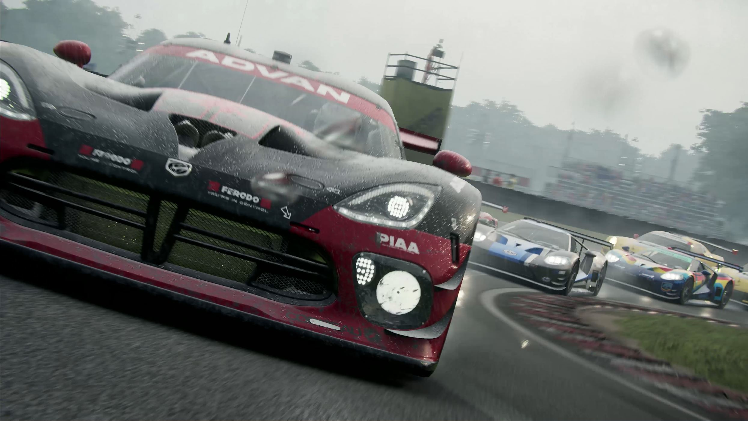 Der neue GRID-Trailer zeigt schillernde Straßenrennen und neue Autos 1
