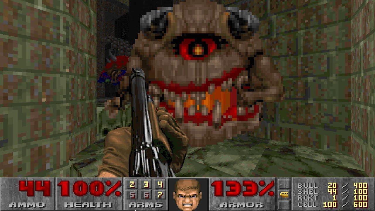 Die Doom 2 Super Shotgun befindet sich in Borderlands 3 1