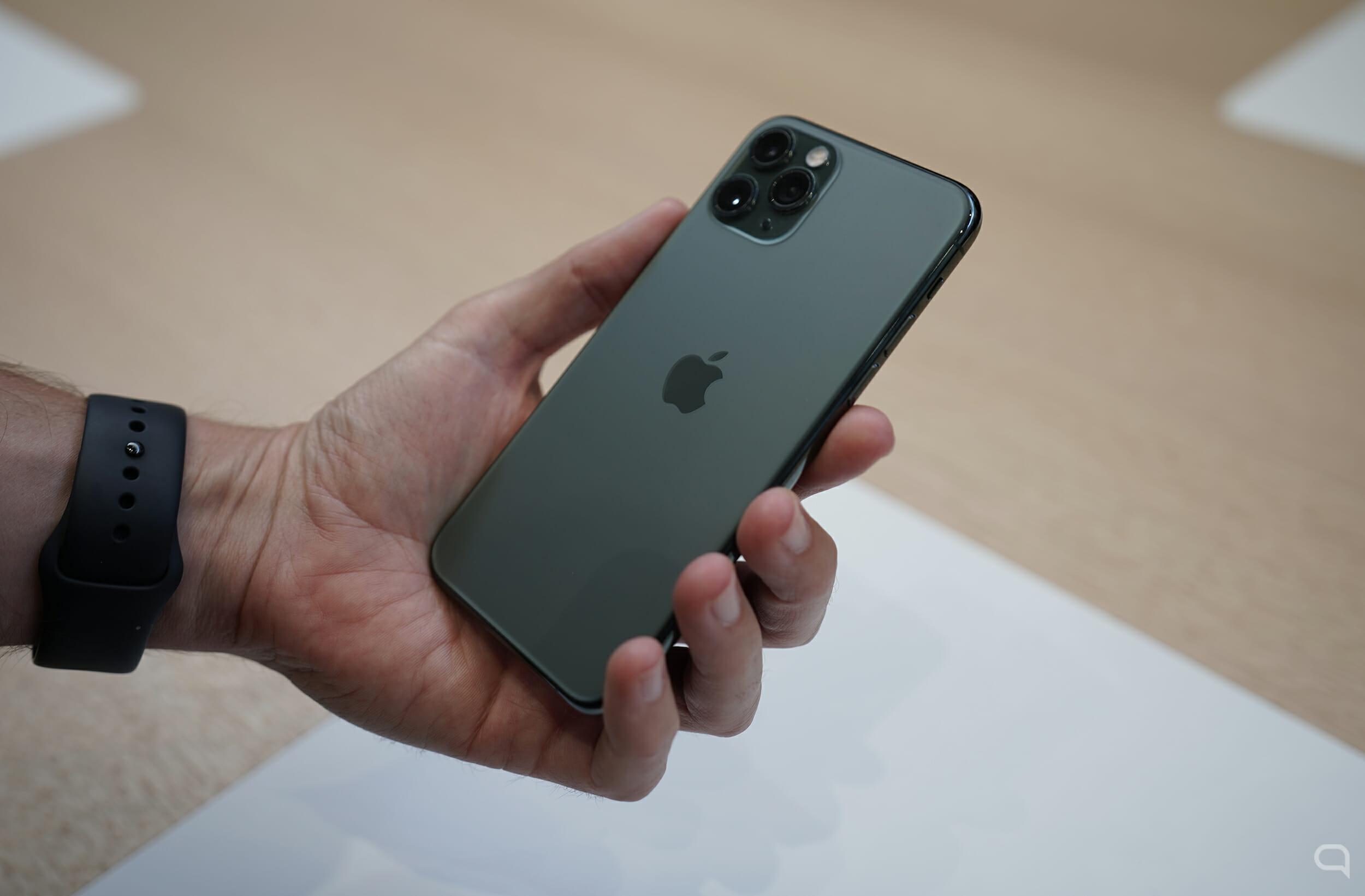 Die Kamera des iPhone 11 Pro überzeugt in einem ersten Test mit ihrem Nachtmodus 1