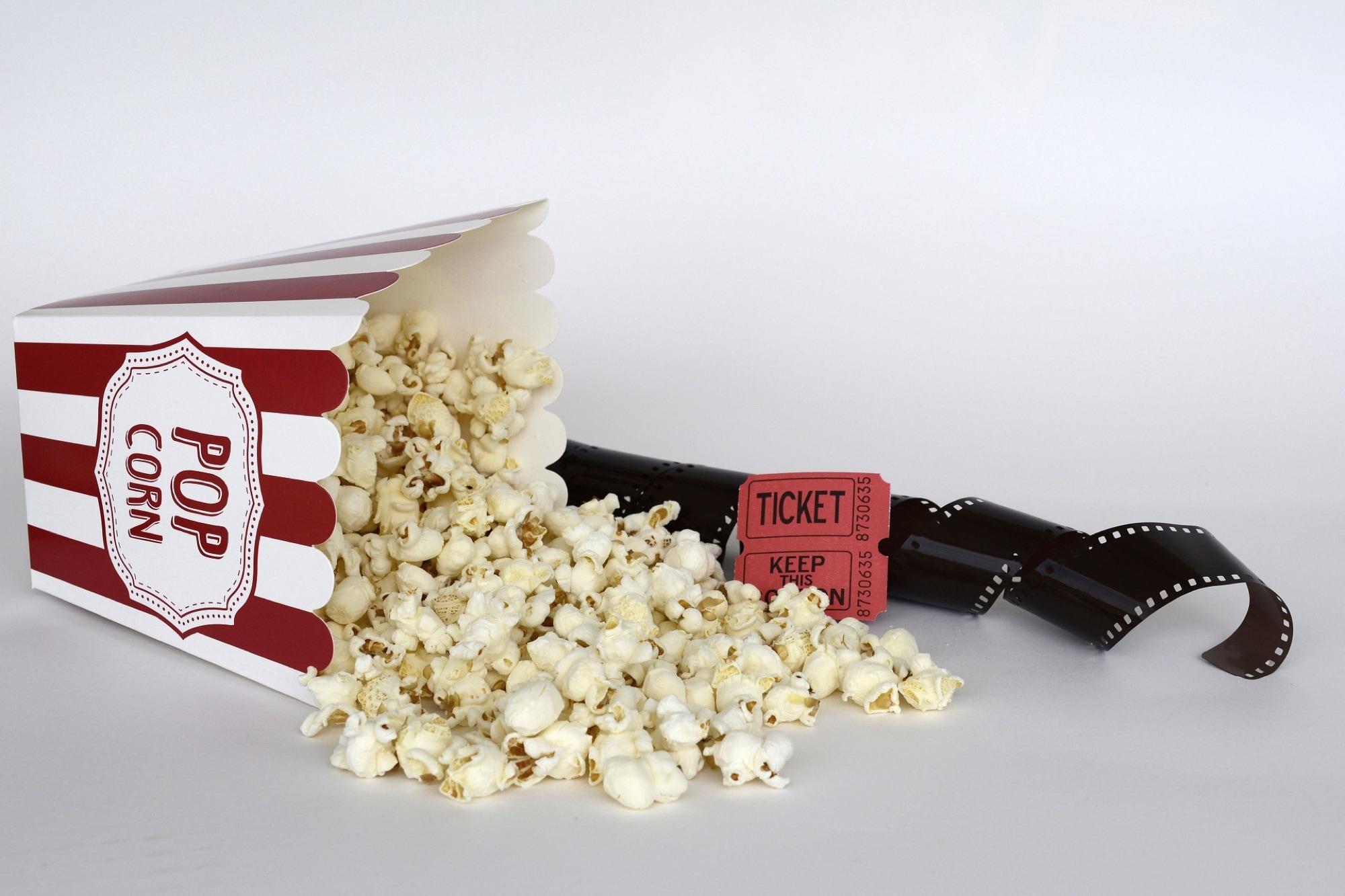 Kino Apps - Popcorn Filmtickets
