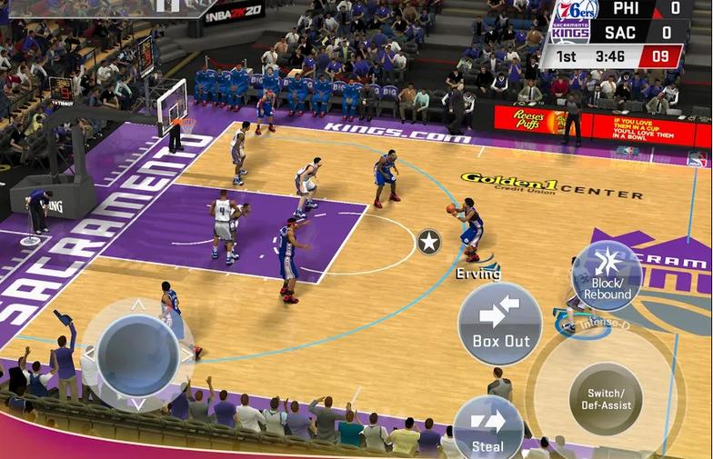 NBA 2K20, 2K uzunluğunda basketbol seriyası Android və iOS-a atladı 1