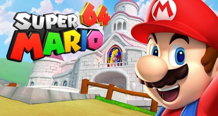 Die native PC-Version von Super Mario 64 wird zum ersten Mal gezeigt 1