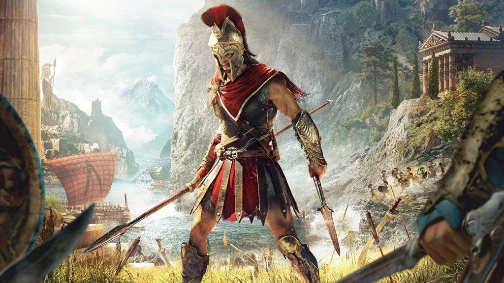 Dies ist der Inhalt, der im September bei Assassin's Creed Odyssey ankommt 1