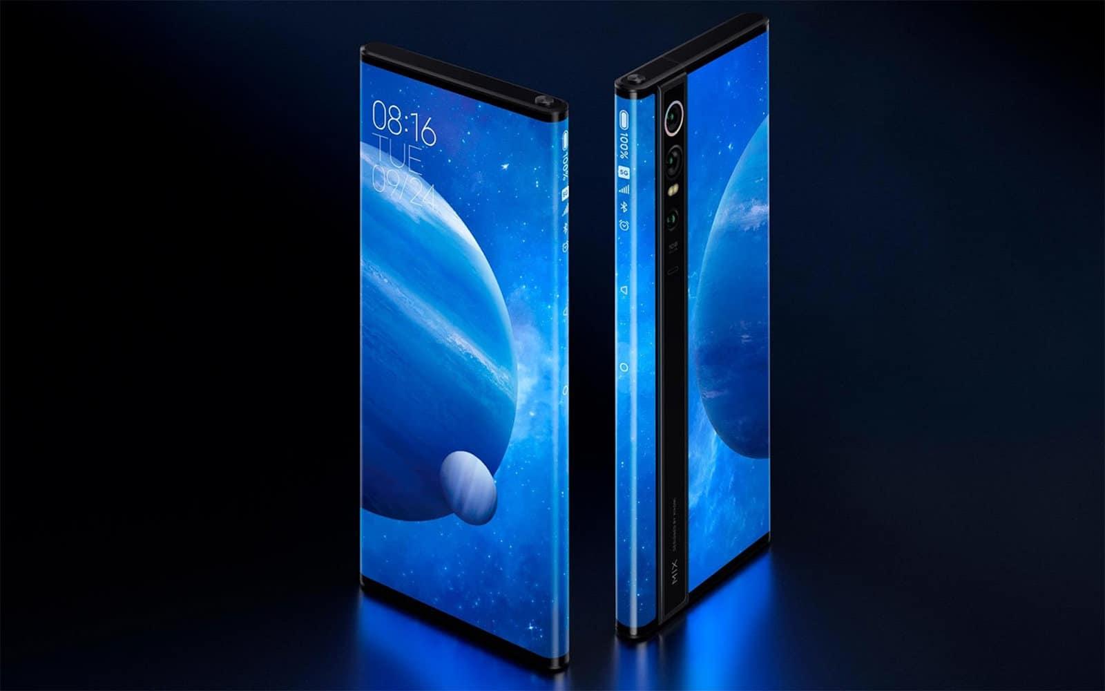 Dieses Telefon von Xiaomi ist wie jeder Bildschirm und ich weiß nicht, wie ich mich dabei fühle 1