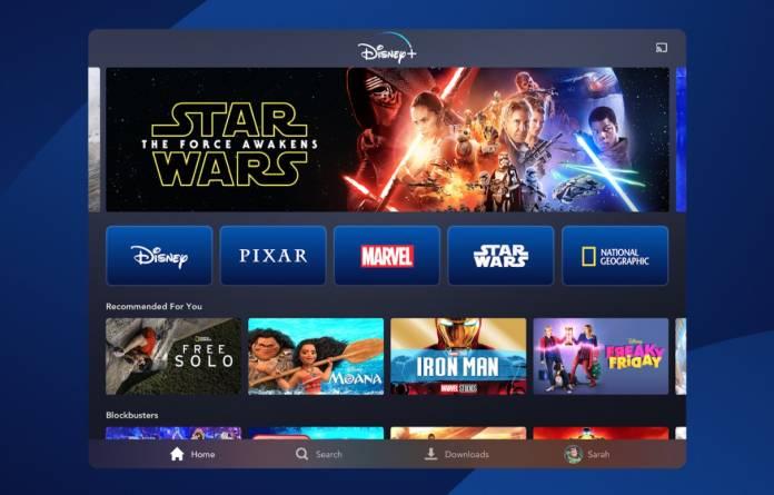 Disney + geht in den Niederlanden online und ist zwei Monate lang kostenlos 1