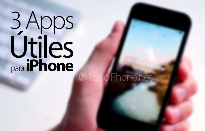 Drei nützliche Anwendungen (Apps) für iPhone 6, 6 Plus, 5S, 5c, 5 und 4S 1