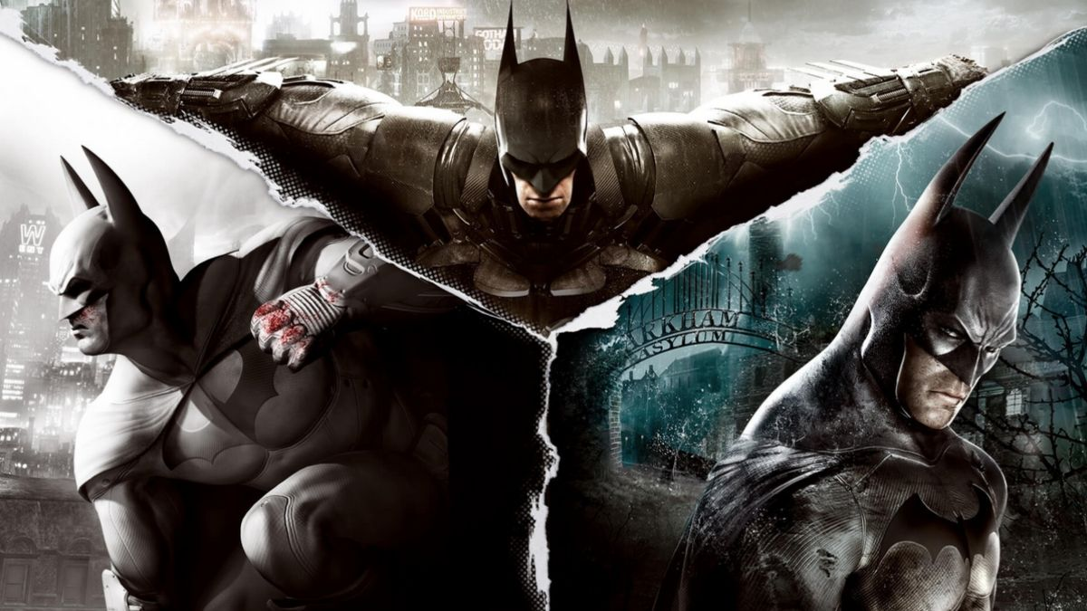Obchod Epic Games Store ponúka 6 hry zadarmo batman pc 1