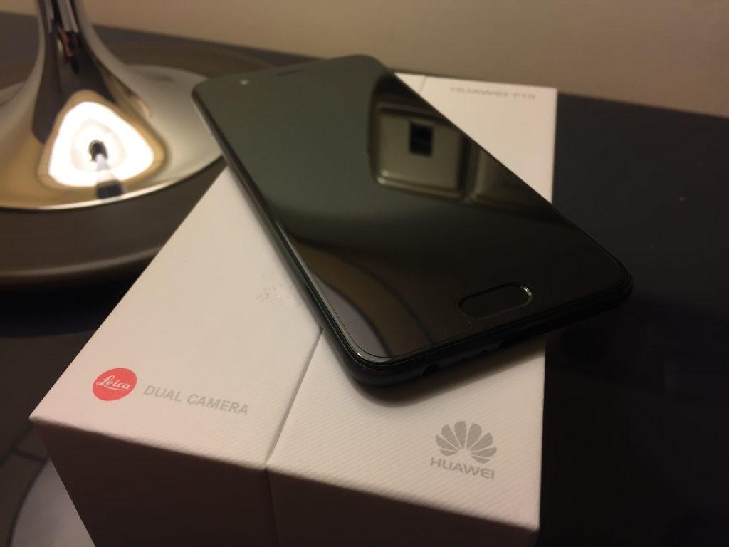 Erste Eindrücke Huawei P10 # MWC17 1