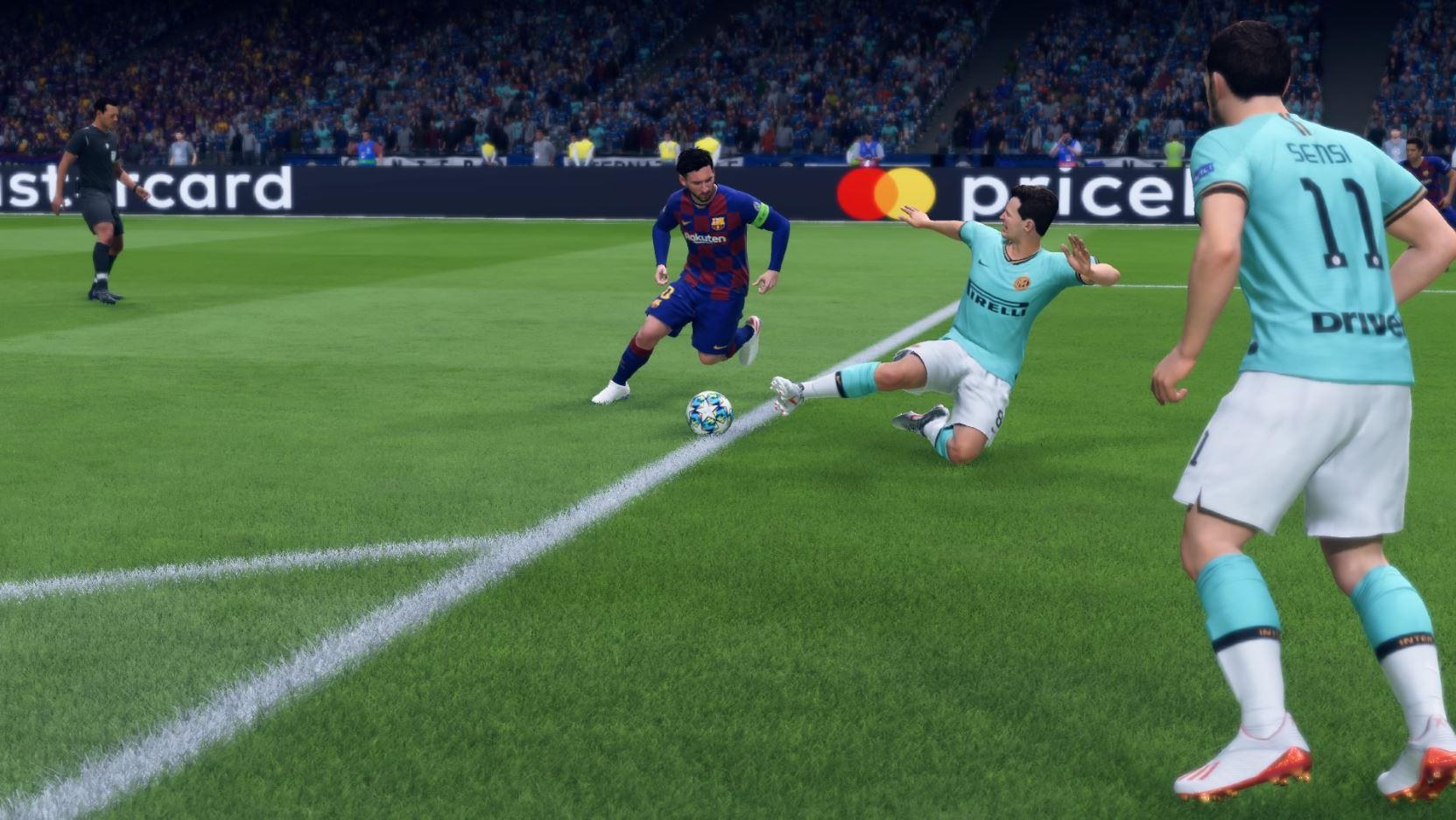 FIFA 20-Rückblick: Neue Spielmethoden machen die FIFA zum Komplettpaket 1