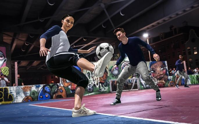 FIFA 20 Volta Fußball