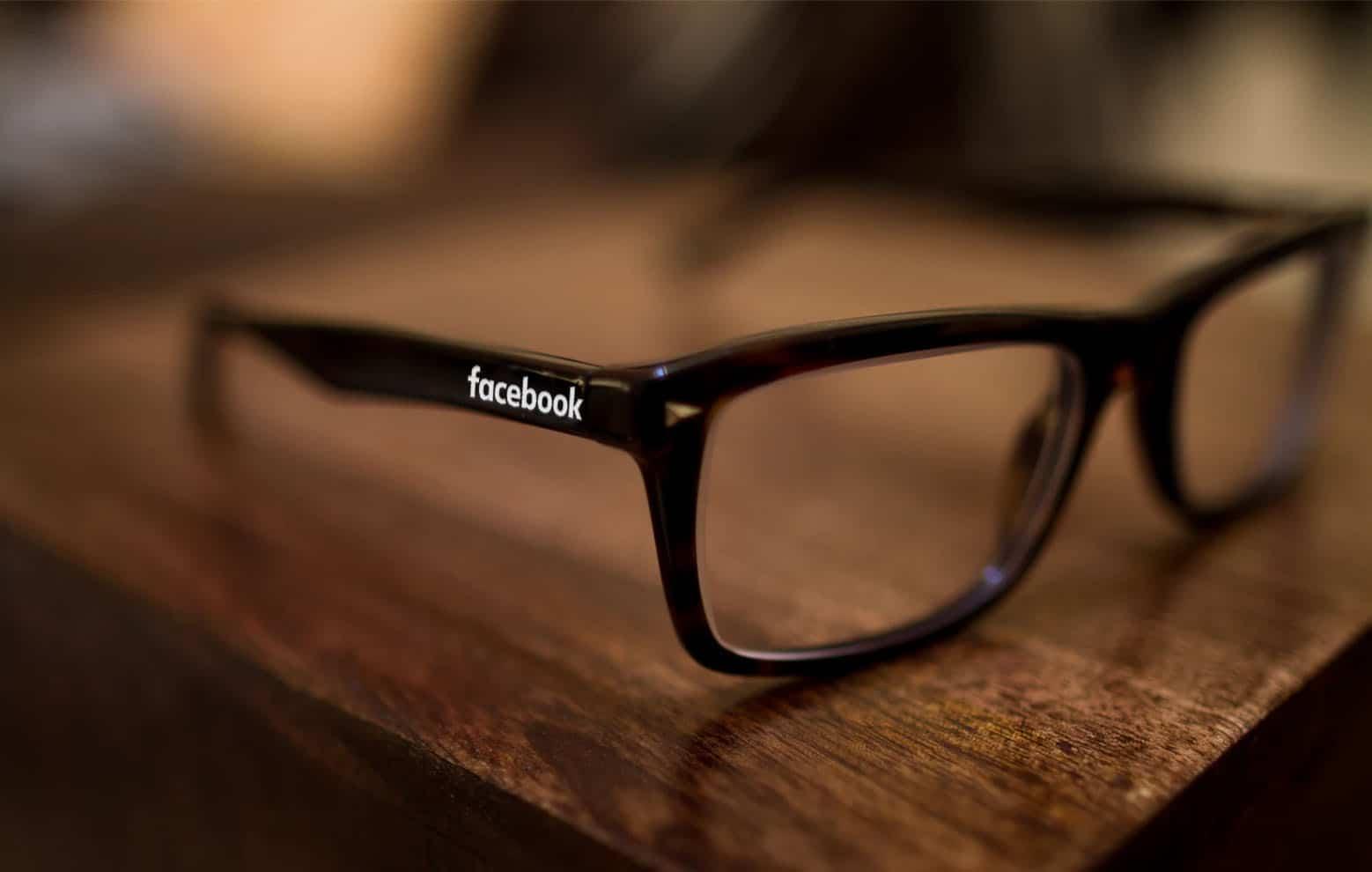 Facebook Smart Brille