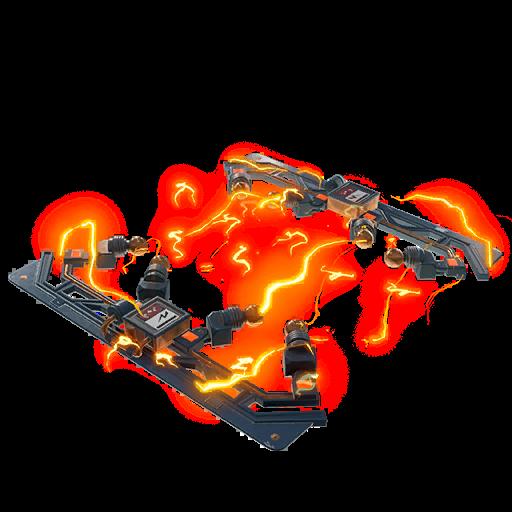 Fortnite  Zapper-Falle