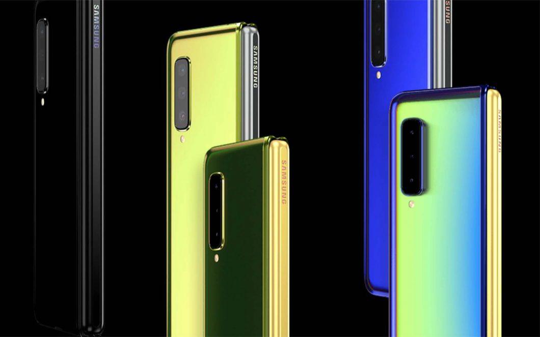 Galaxy Fold: kanskje til og med i en billigere versjon 1