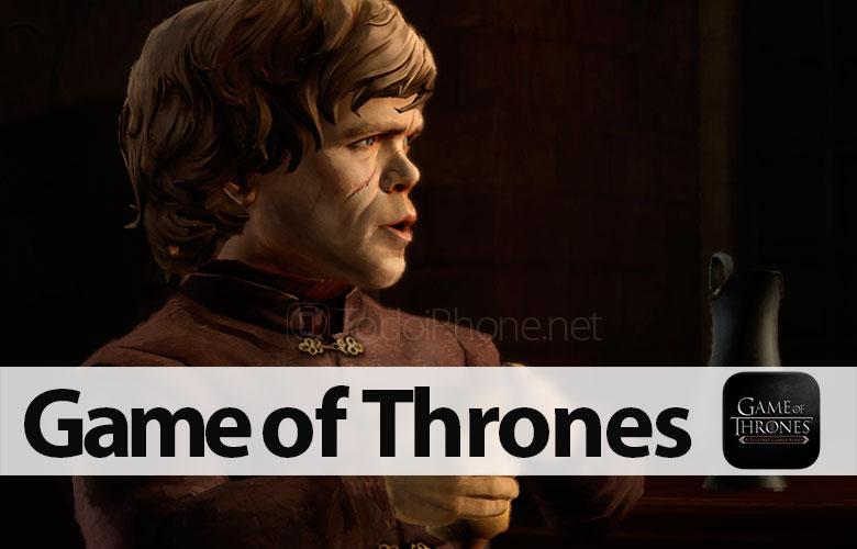 Game of Thrones ist ab sofort für das iPhone erhältlich 1