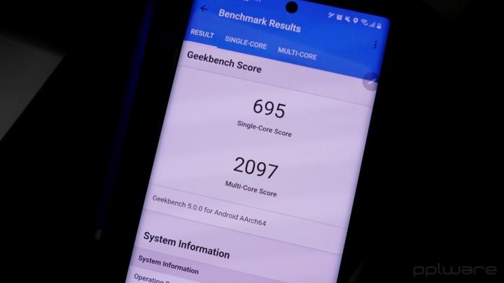 Geekbench 5 - Wer hat denn das leistungsstärkste Smartphone / Tablet? 1