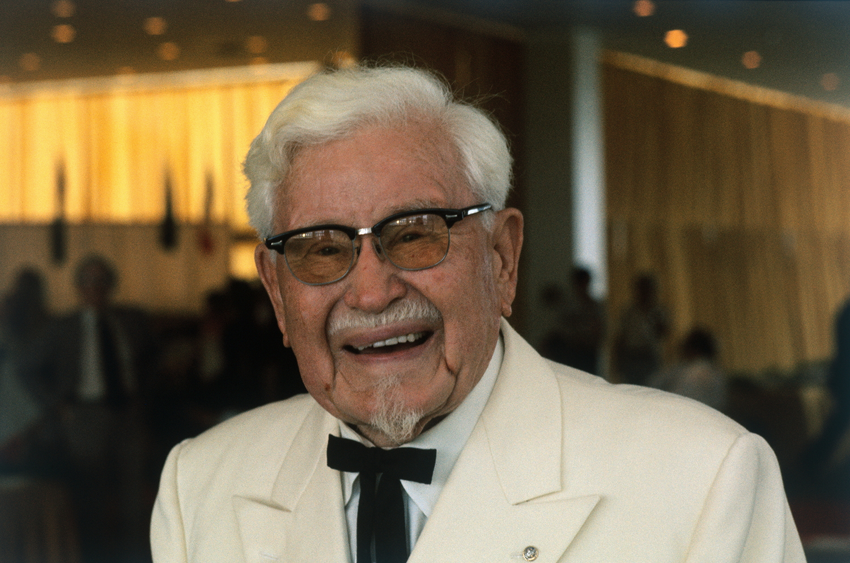 Gewinne das Herz von Colonel Sanders in diesem KFC-Dating-Sim