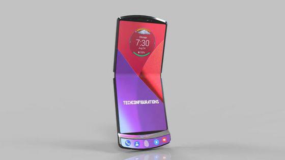 Harter Wettbewerb für den Markt für faltbare Smartphones im Jahr 2020 1