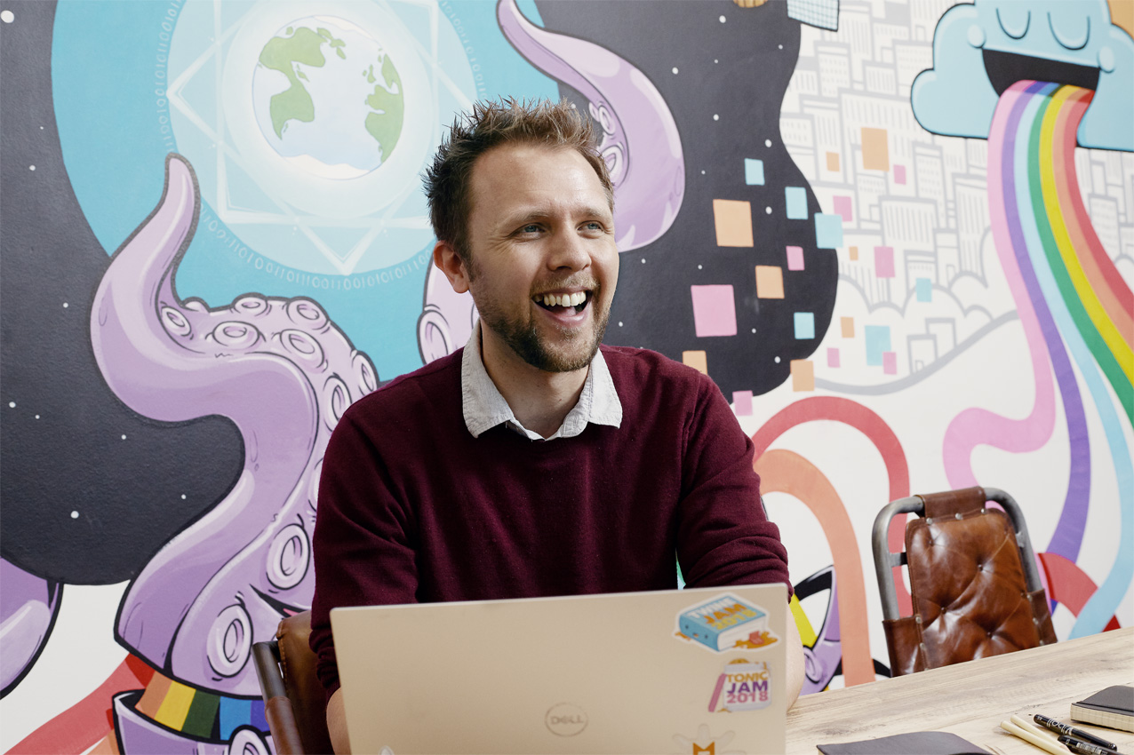 Herbst-Entwickler über Google Stadia, die nächste Generation und die Teemaschine der 80er Jahre 1