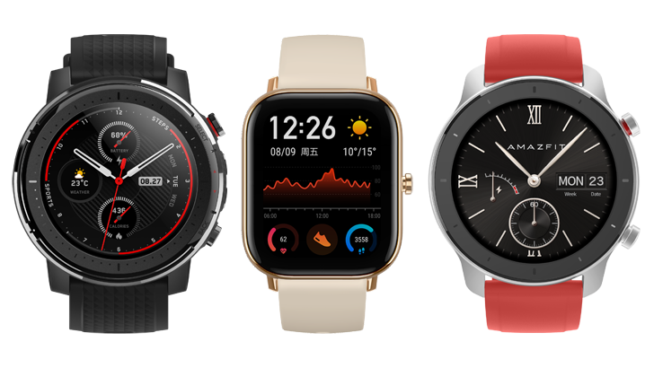 Huami stellt auf der IFA 2019 seine neuen Modelle Amazfit GTS und Amazfit Sport Watch 3 vor, die eine baldige internationale Markteinführung vorsehen